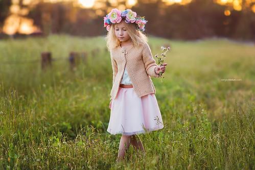 park flowers sunset portrait people sun girl grass person kid spring model child little fresh sergeybidun