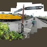 Not In Service #shropshire #severnvalleyrailway #kidderminster #kidde #railway #cerisinfield #ceriphotomontage