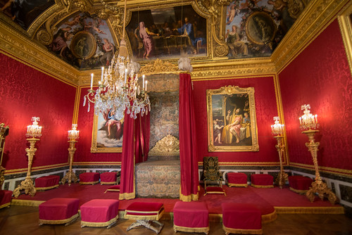 Grand Appartement Roi The Palace Versailles Flickr