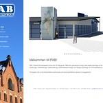 Hemsida PAB Örebro