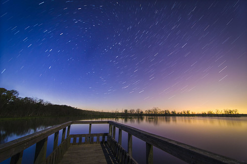 longexposure light stars landscape photography twilight starry brazosbendstatepark startrail