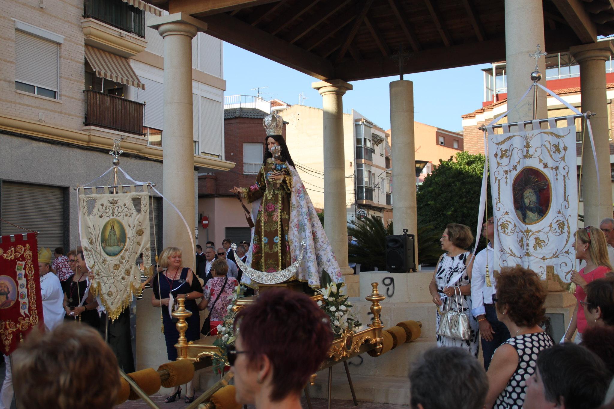 (2015-07-12) - Virgen del Carmen, parroquia La Santa Cruz - Javier Romero Ripoll (50)