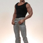 AARON TAYLOR-JOHNSON ACTION FIGURE