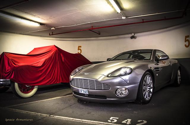 Aston Martin Vanquish (Mónaco)