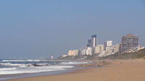 umhlanga coast coastal coastline city cities sea ocean water wave waves travel durban kwazulunatal southafrica south africa beach