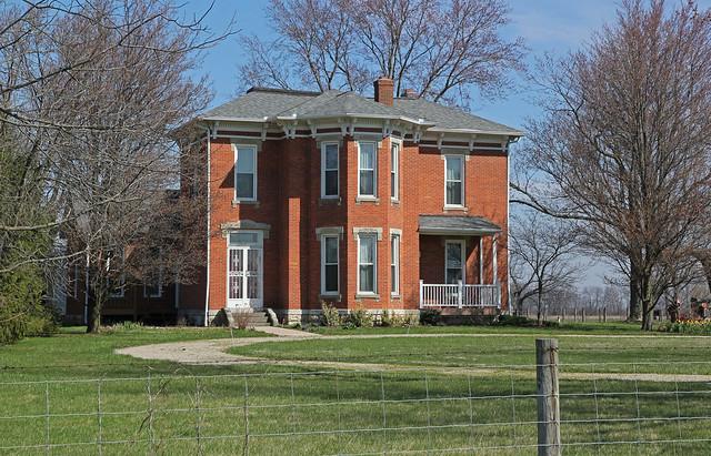House — Canaan Township, Madison County, Ohio