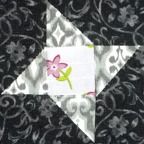 365Challenge_88_FriendshipStar | by Grey Cat Quilts