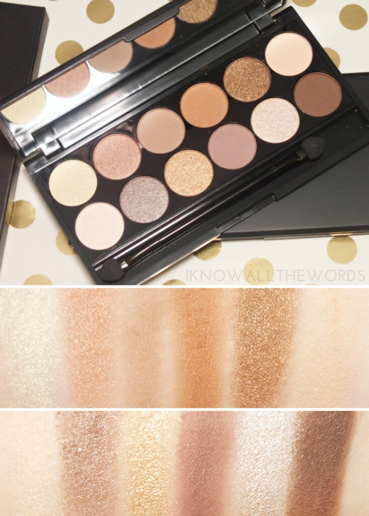 i-Divine Palette - A New Day by sleek #8