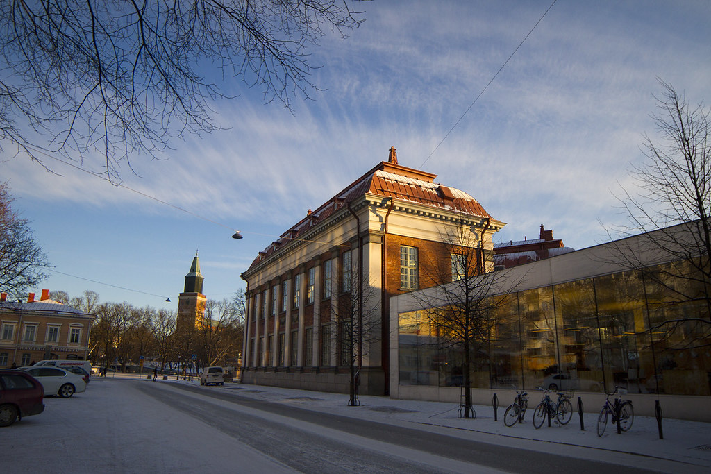 Pääkirjasto Turku