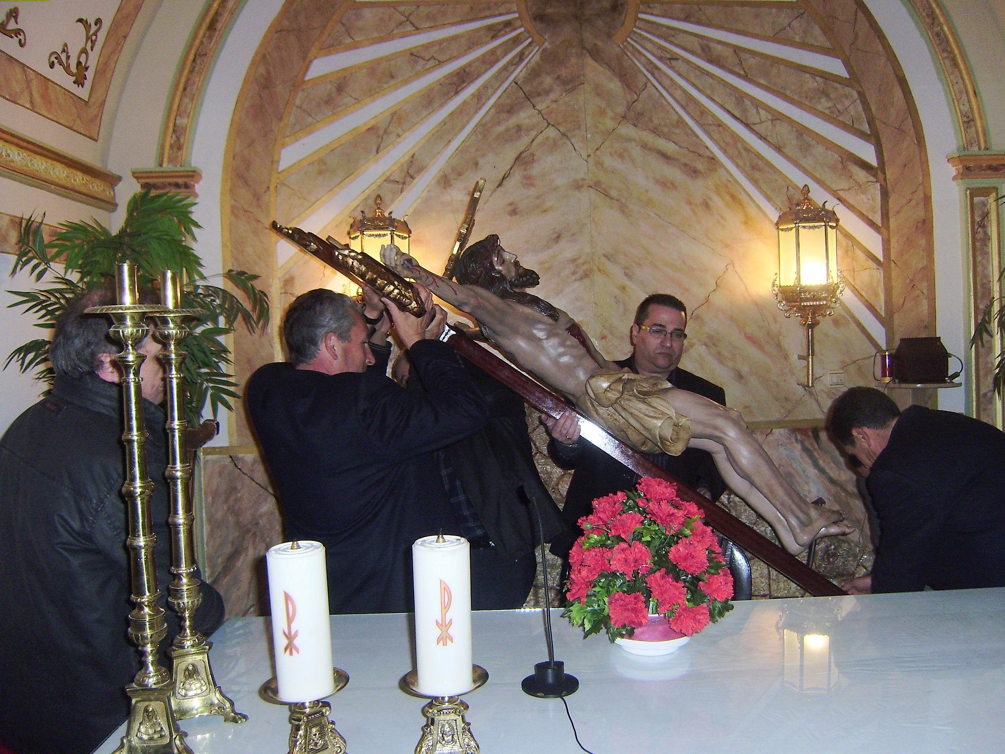(2010-03-26) - I Vía Crucis nocturno - Javier Romero Ripoll - (24)