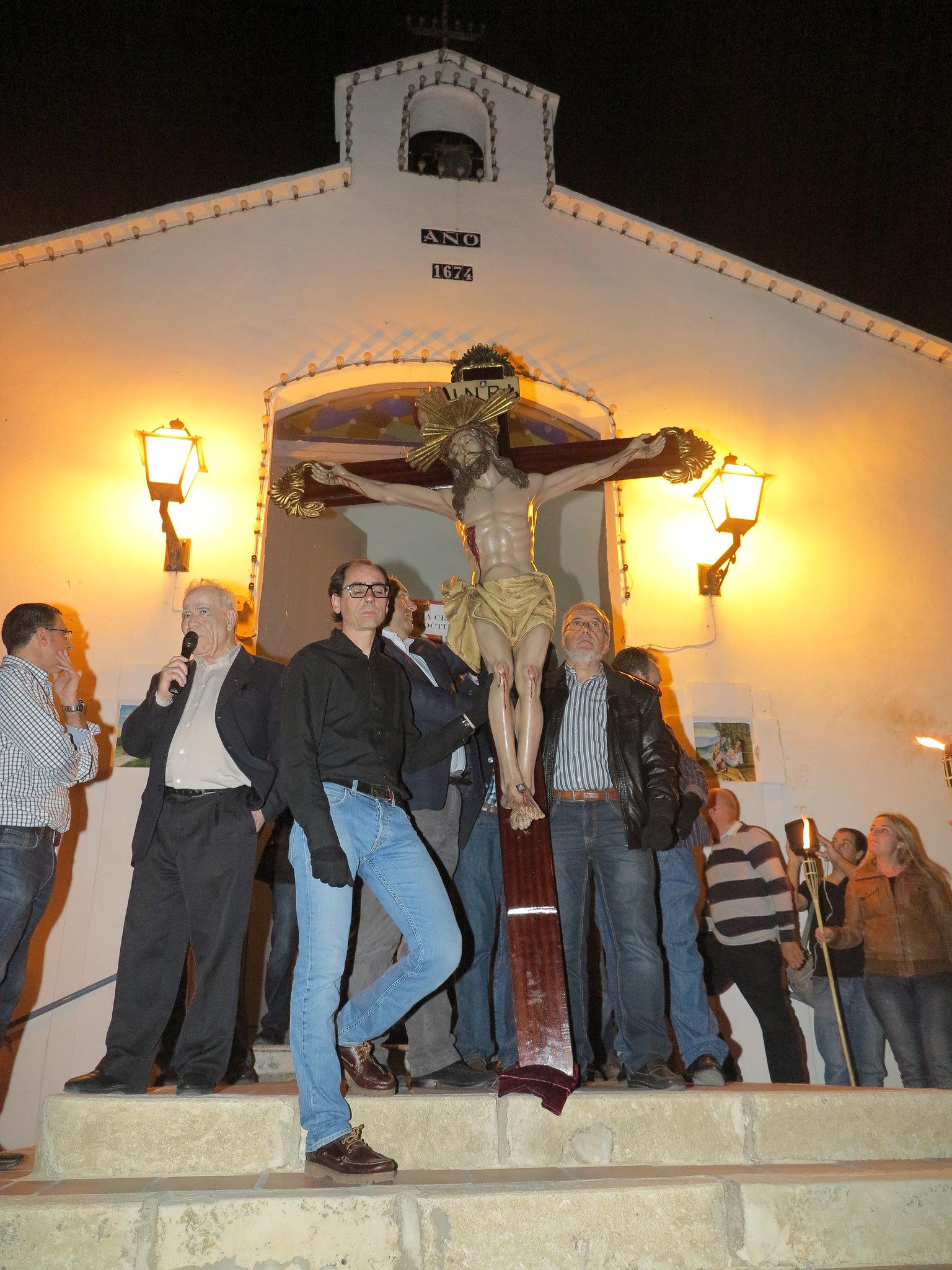 (2014-04-01) - V Vía Crucis nocturno - Antonio José Verdú Navarro (03)
