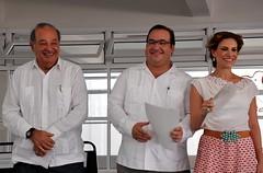 El gobernador Javier Duarte inauguró la Escuela Primaria Juan Maldonado Pereda 5