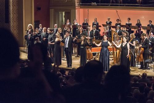 Dido and Aeneas 5. 2. 2016 - Rudolfinum - Collegium 1704
