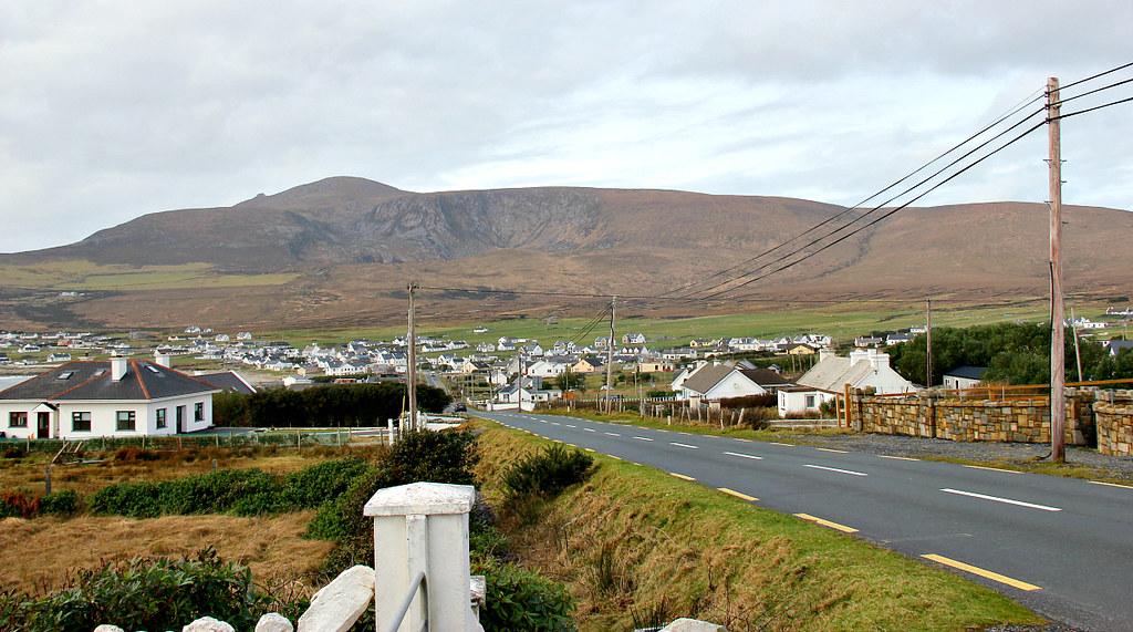 dooagh - achill island - co mayo