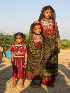 The Fakirani Yath Tribe Dasada Bhuj Gujarat India We Flickr