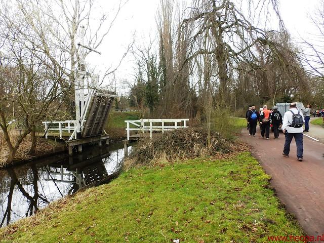2016-03-23 stads en landtocht  Dordrecht            24.3 Km  (84)