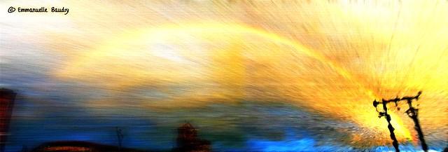 Rainbow tempest - Tempête arc-en-ciel