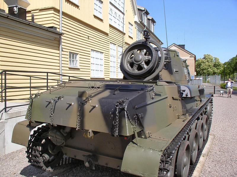 Strv M40 3