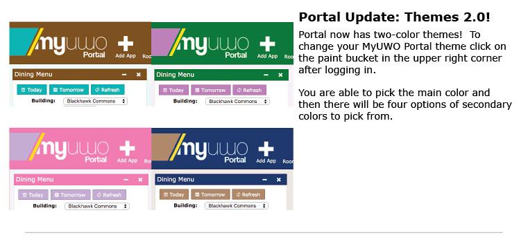 My Uwo Portal