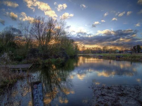 england uk britain british english eastanglia suffolk bungay river waveney water waterways sunset 100commentgroup platinumheartaward