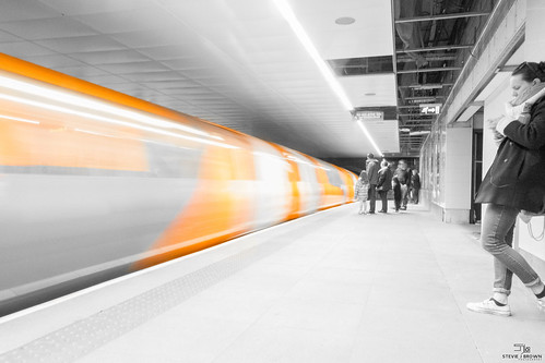 In the underground | by Stevie J Brown Photography