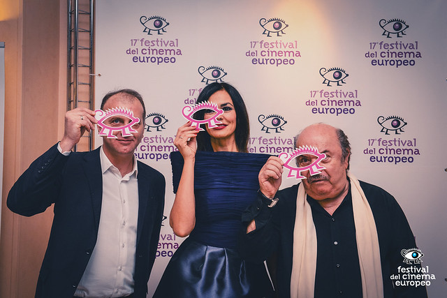FCE 2016 - Banfi / Cucinotta: Consegna Ulivo d'Oro