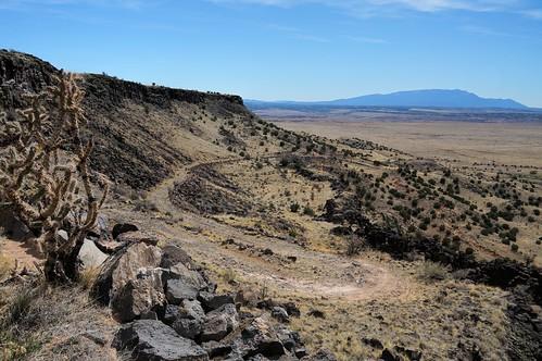 newmexico lava route66 cholla sandias sb2016