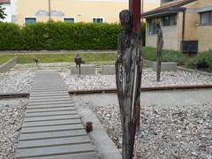 sculture, Castelbaldo