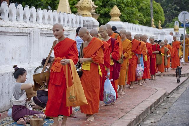 LAO242 Boun Khao Pansa - Luangprabang 183 - Laos