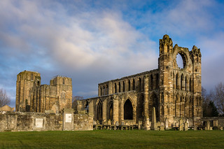 Elgin cathedral #3 | by chaotic river