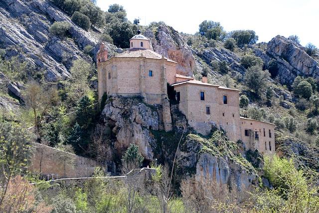 Ermita de San Saturio, Soria.