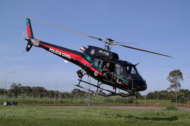 Helibras AS350B2 - PCDF Carcará 01