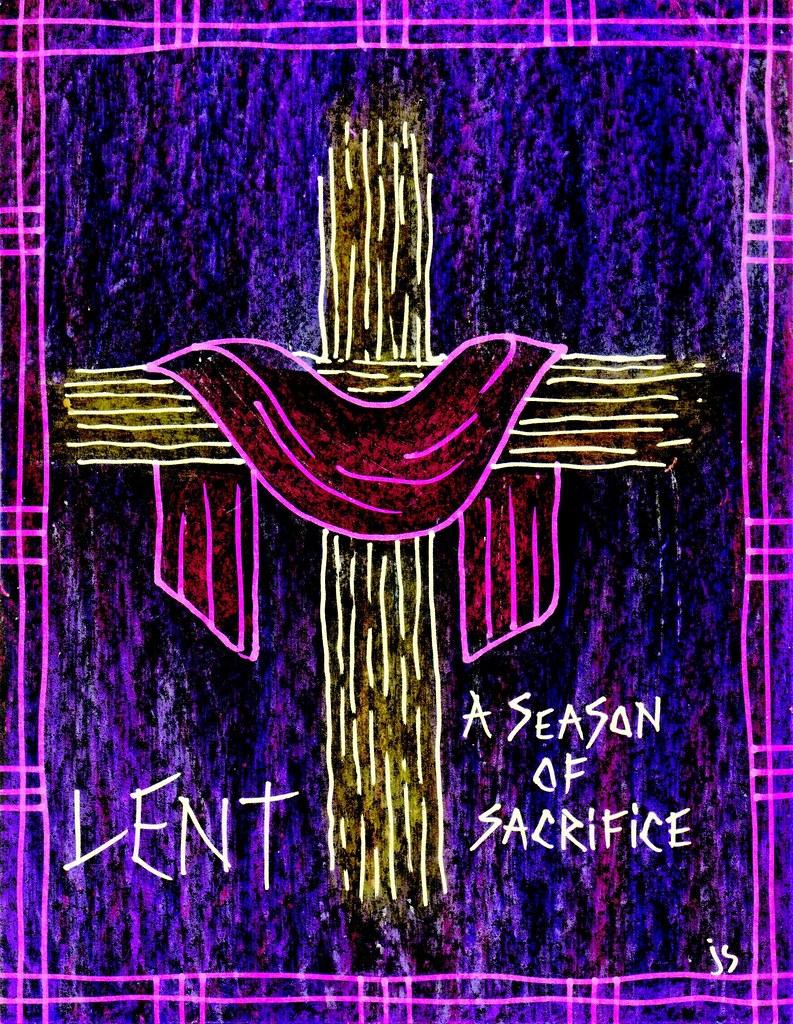Image result for lenten cross
