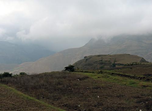 road ecuador scenery carretera strasse paisaje route estrada equateur paysage landschaft ecuator экватор galeonfotografía carreteracuencaaquito galeonfotografia