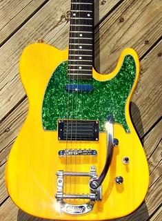 ButterscotchDuncanBigsbyTele22 Haywire Custom Guitars