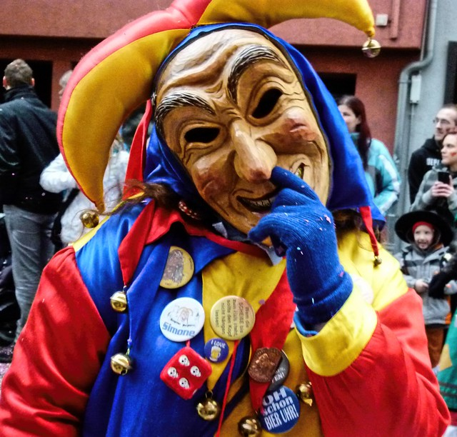 Colors of the Swabian-Alemannic Carnival 028