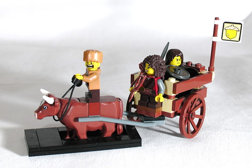 Cow Patrol Cart