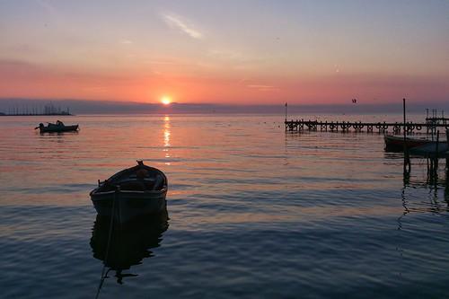 sunset sea nature ngc greece thessaloniki timeless macedonian makedonia μακεδονια macedoniagreece