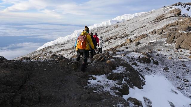 Kilimanjaro mit Rudi Stangl