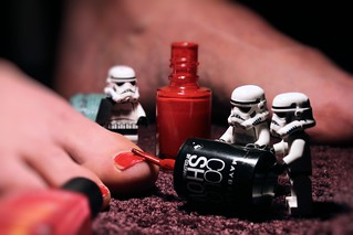 #10 The Nail Art Squad | by DocChewbacca