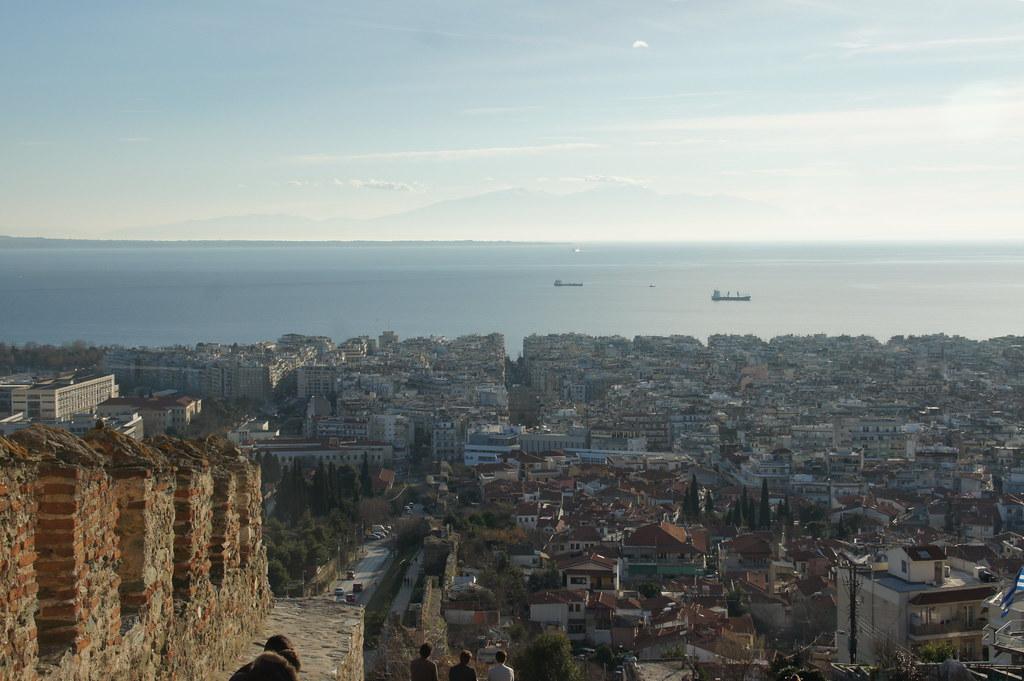 Thessaloniki, Greece, February 2016