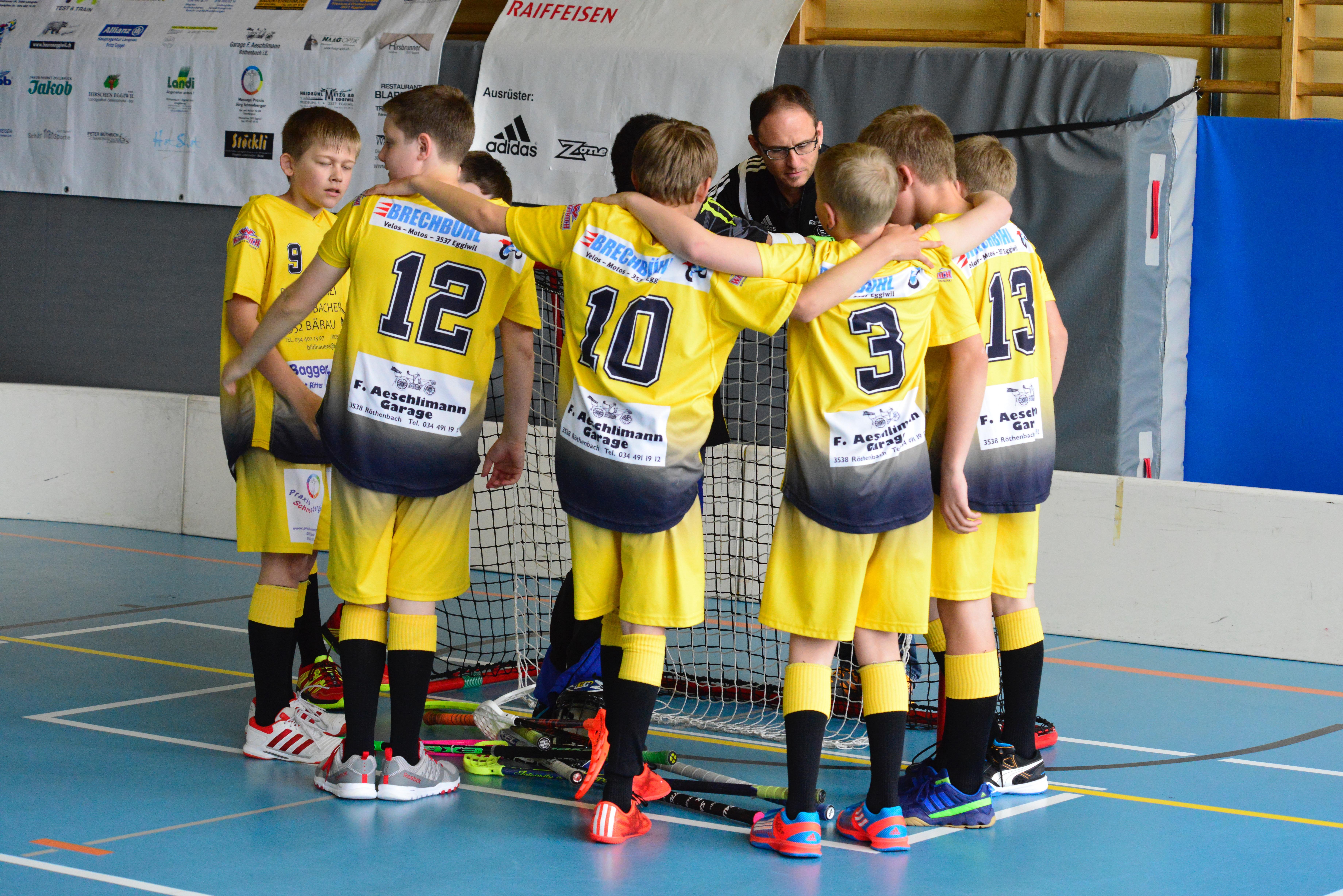 Junioren C - Ämme-Valley Cup Saison 2015/16