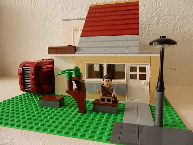 New house for Rey (Star Wars)