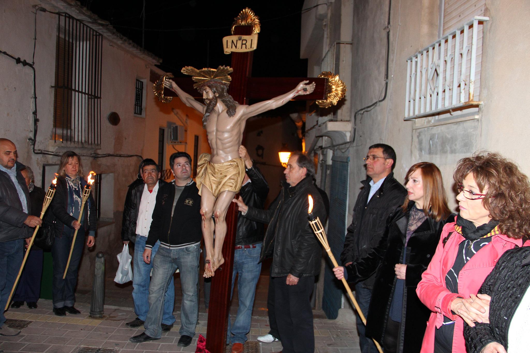 (2012-03-30) - III Vía Crucis nocturno -  Antonio Verdú Navarro  (09)