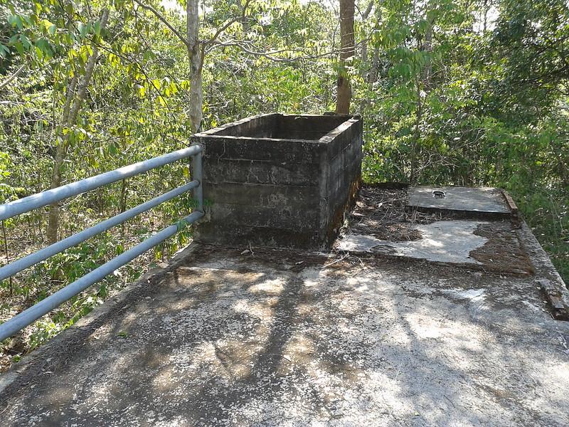 Pol Pot's bathroom