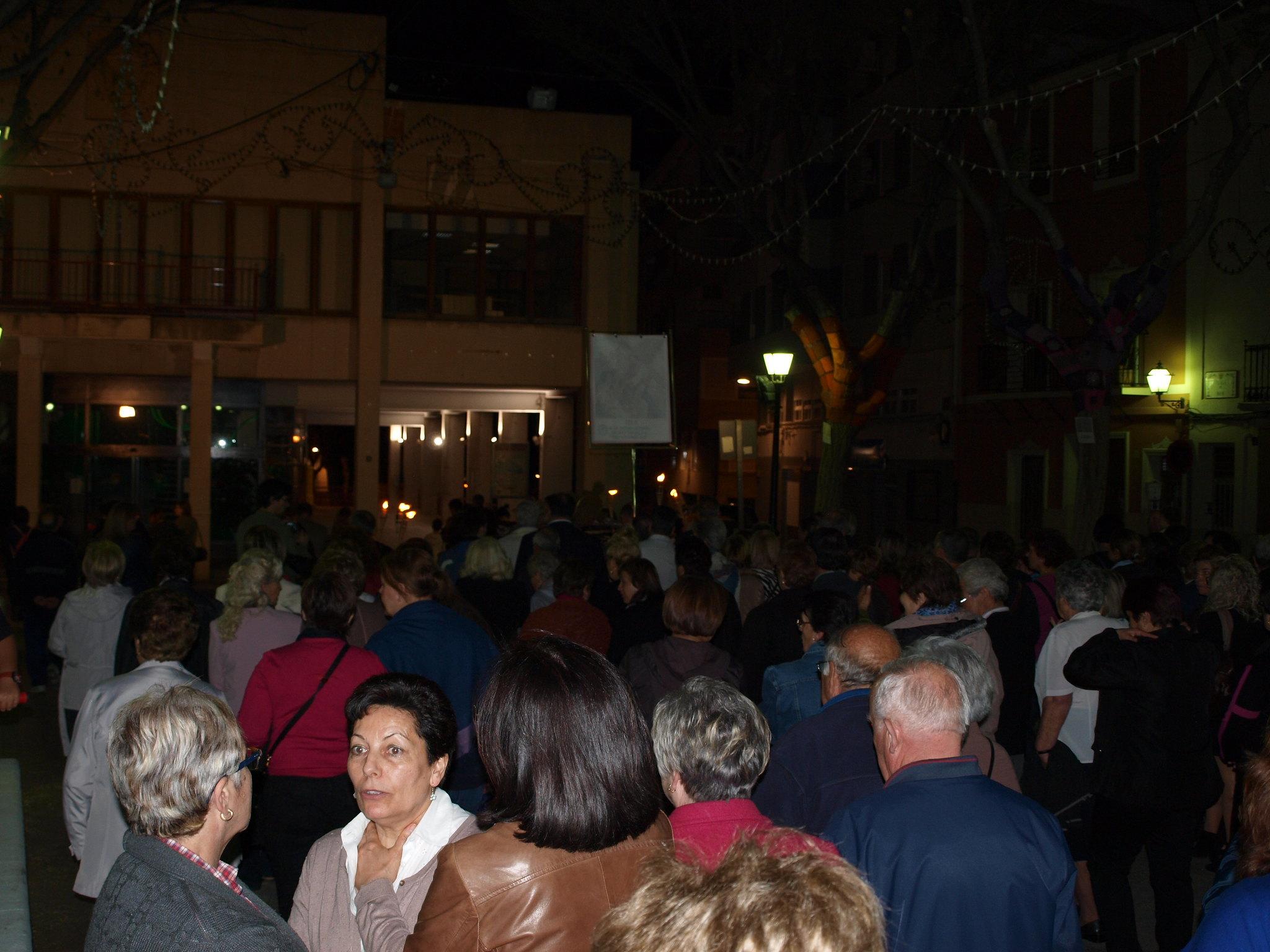 (2014-04-01) - V Vía Crucis nocturno - Paloma Romero Torralba (29)