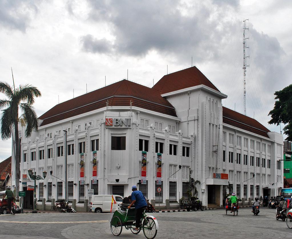 Gedung Bank Negara Indonesia