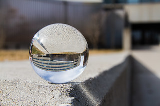 Crystal Balls around ISU | by Max Goldberg