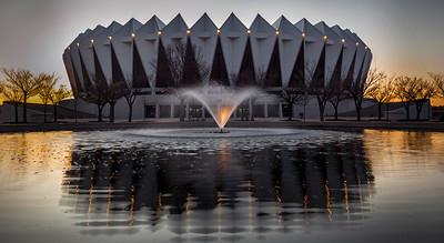 The Hampton Coliseum