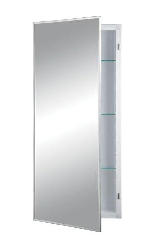 ... Jensen 460P34CH Federal Spec Medicine Cabinet, Stainless Steel, 16 Inch  By 36